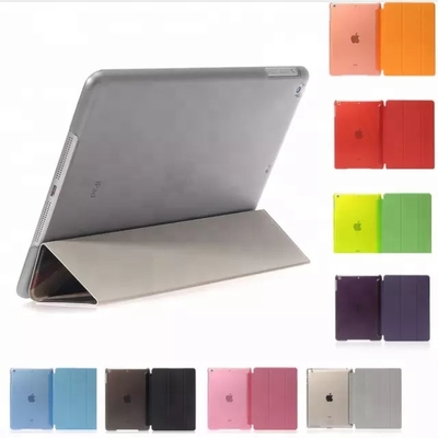 Ultra Thin TPU Trifold Stand Smart Tablet Covers
