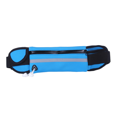 sports Zipper 13cm Trail Running Waist Pack