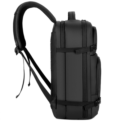 15.6 Inch Business Waterproof Smart USB Laptop Backpack