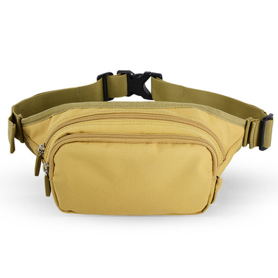 Zipper Closer Polyester Camouflage 2.5L Outdoor Waist Pack